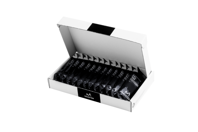 Maurten Gel 100 box open
